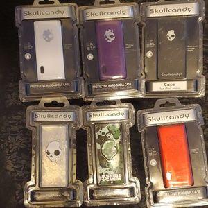 Skullcandy Ipod Nano Cases NEW